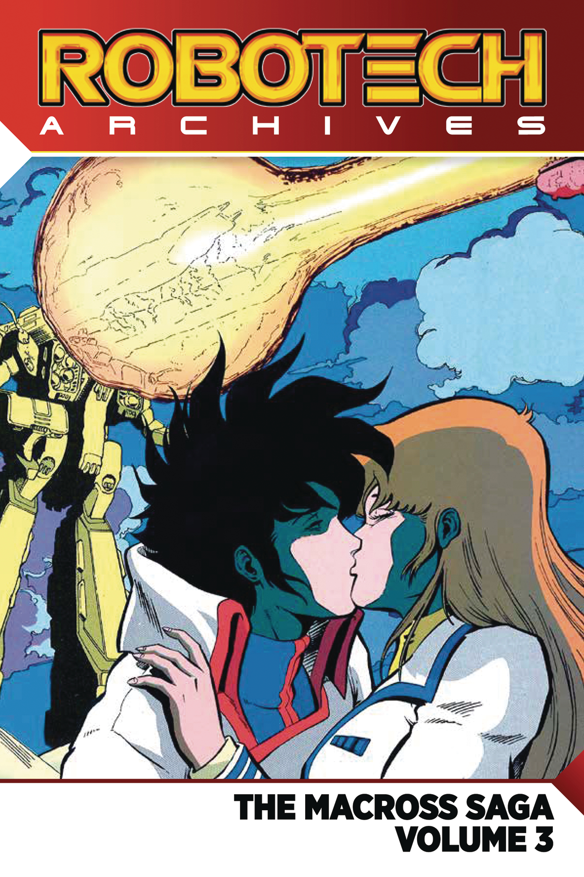 ROBOTECH ARCHIVES MACROSS SAGA TP VOL 03 (OF 3)