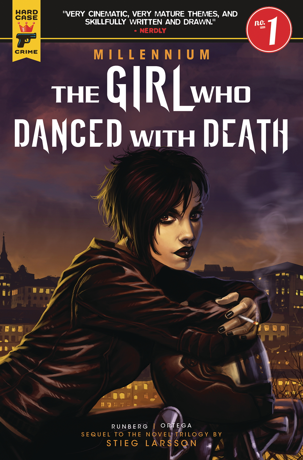 GIRL WHO DANCED WITH DEATH MILL SAGA #1