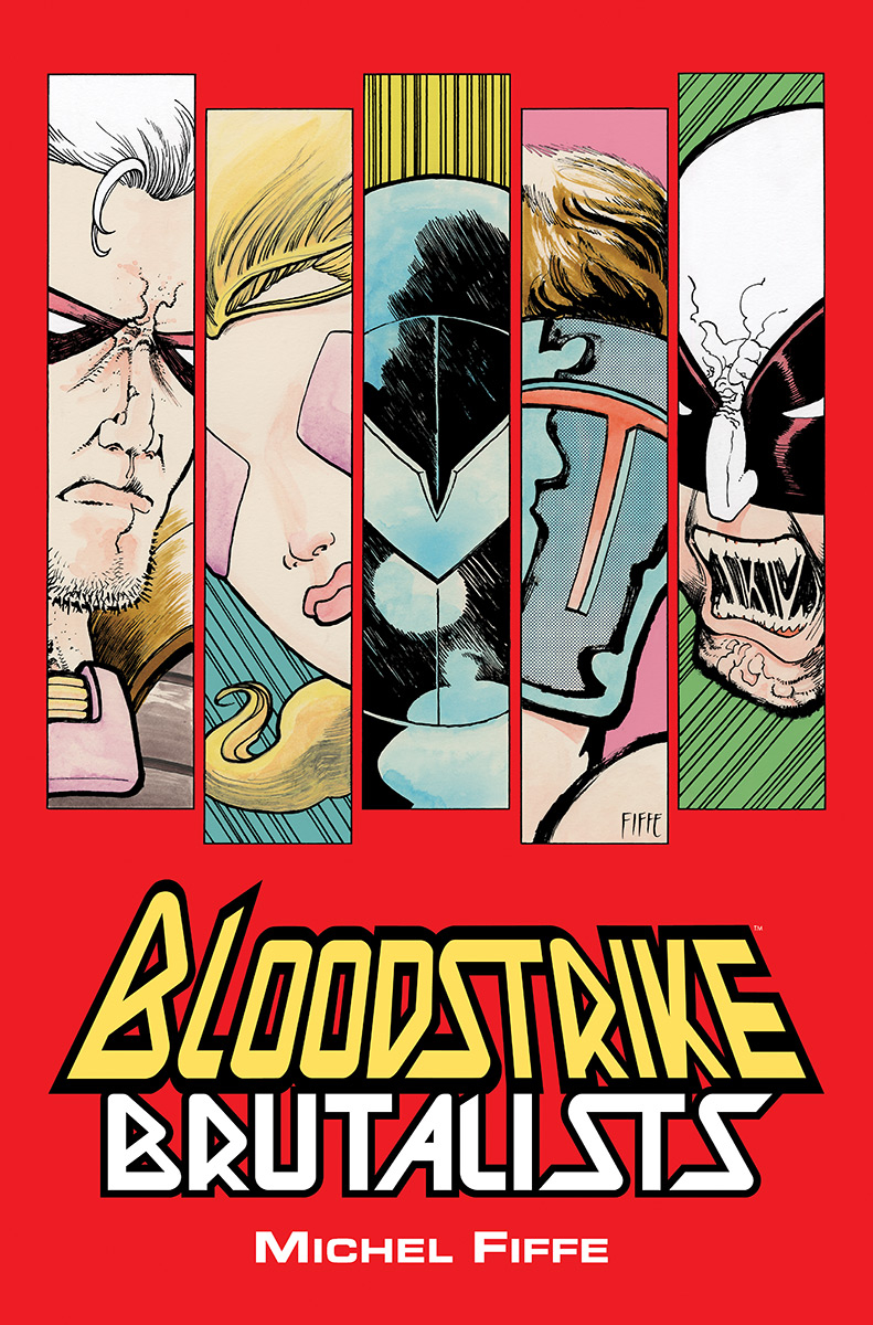 BLOODSTRIKE BRUTALISTS TP (AUG180121) (MR)