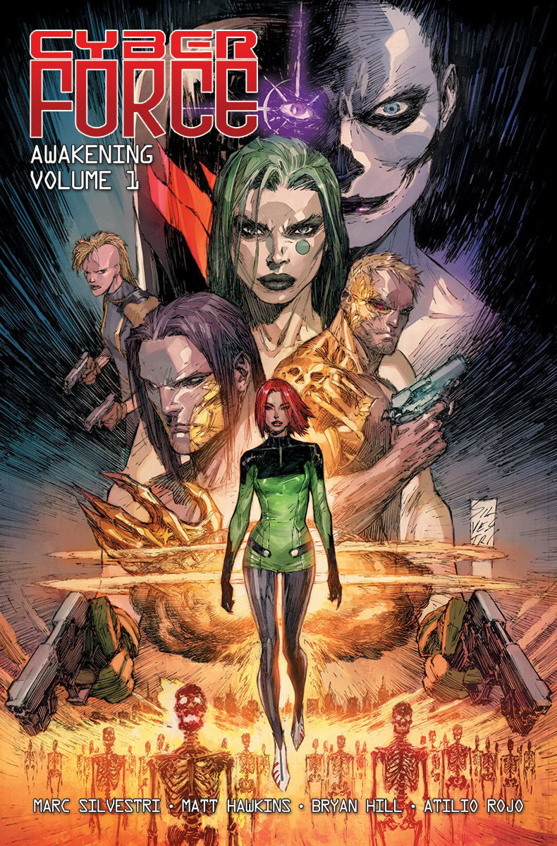 CYBER FORCE AWAKENING TP VOL 01 (MR)