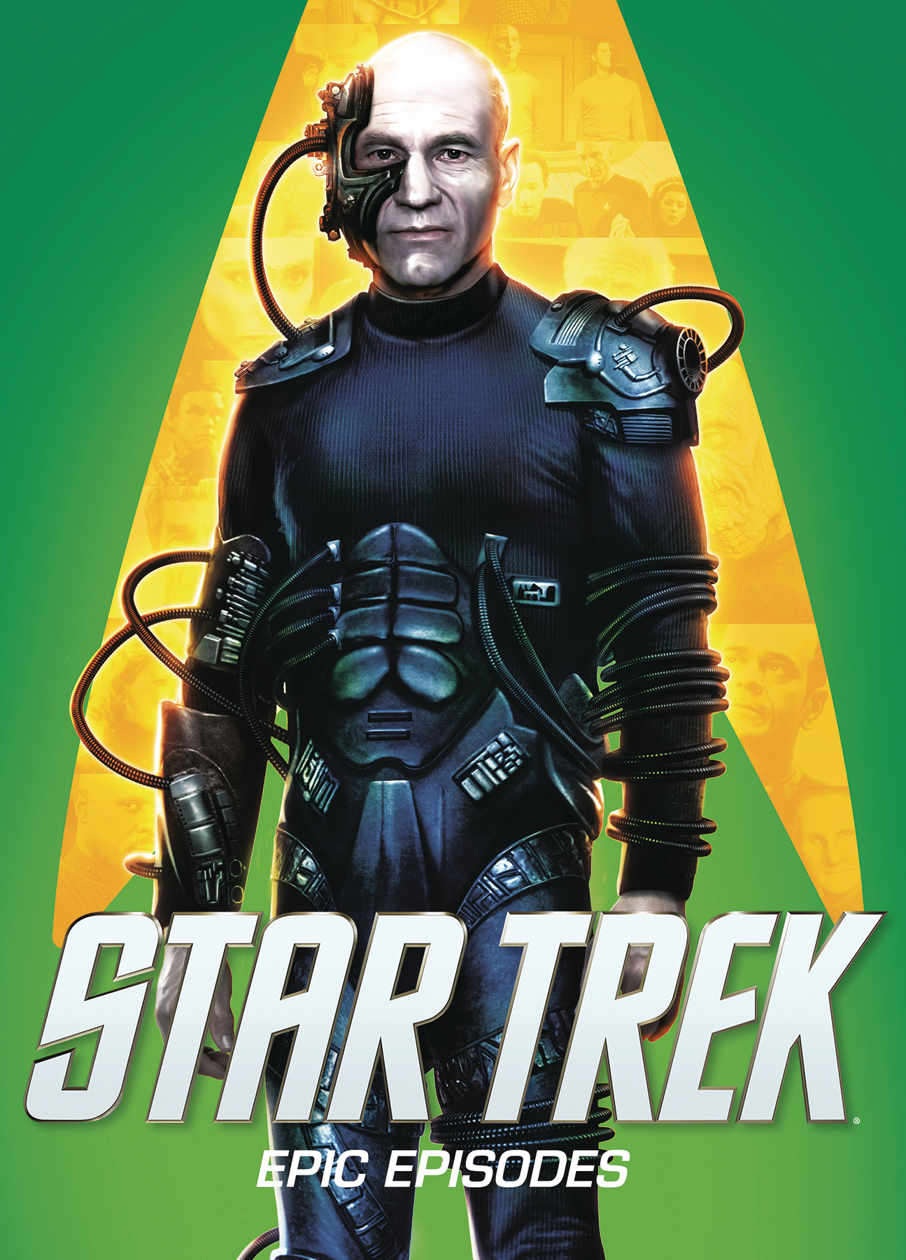 STARK TREK EPIC EPISODES VOL 4