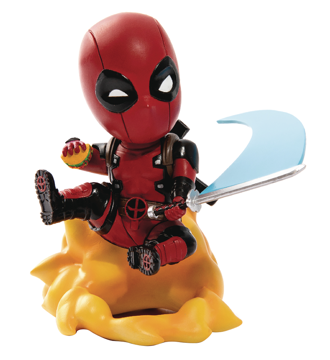 MARVEL COMICS MEA-004 DEADPOOL AMBUSH PX FIG