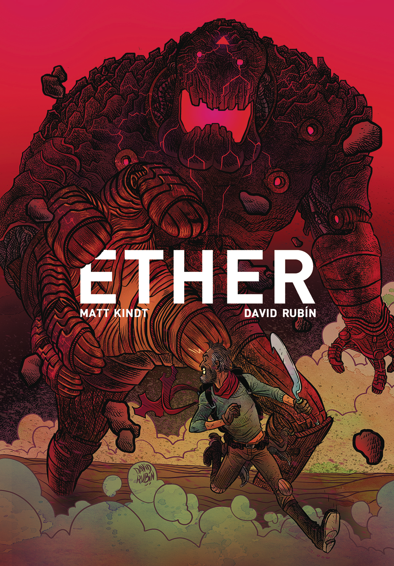 ETHER COPPER GOLEMS #4