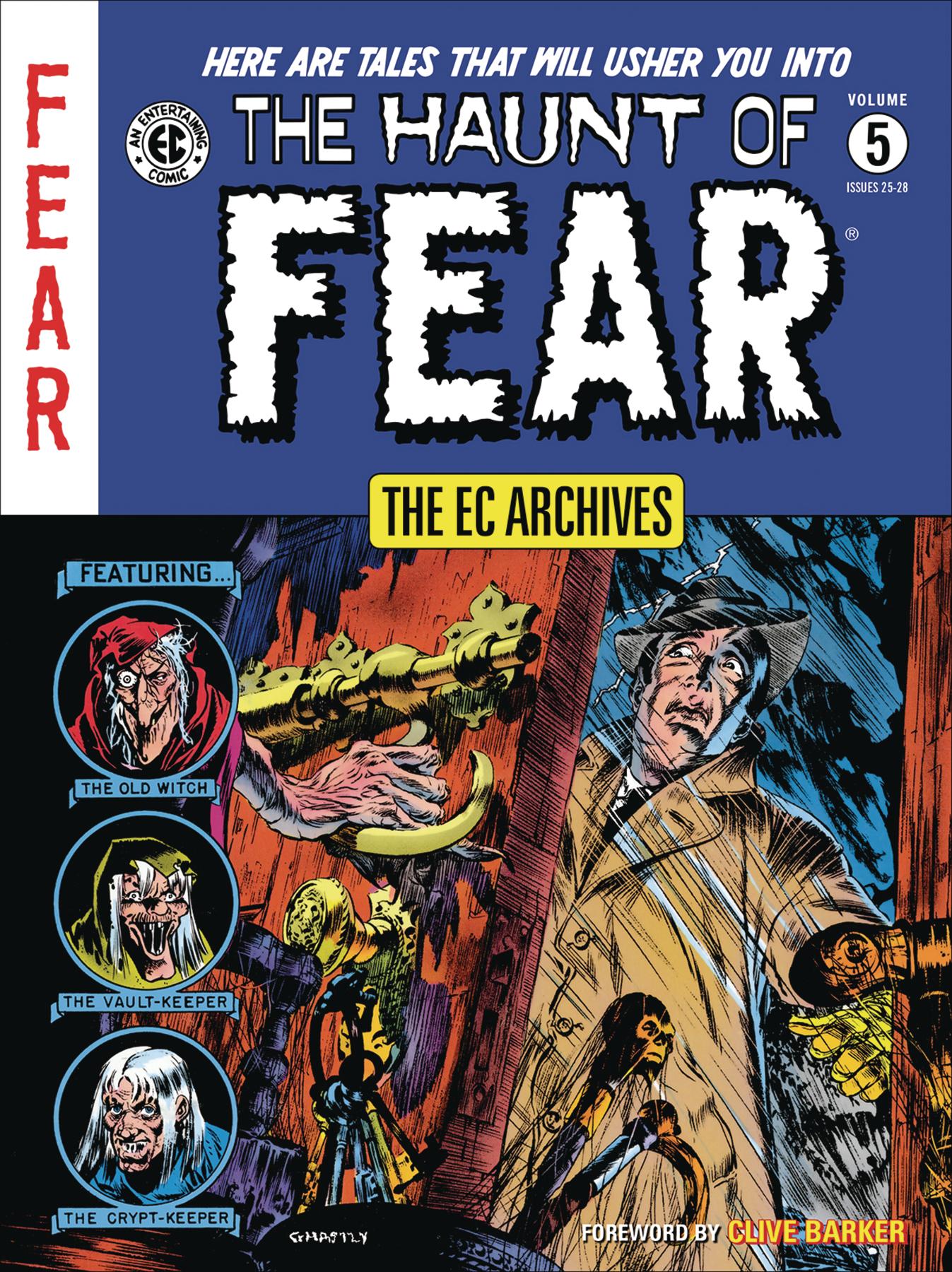 EC ARCHIVES HAUNT OF FEAR HC VOL 05