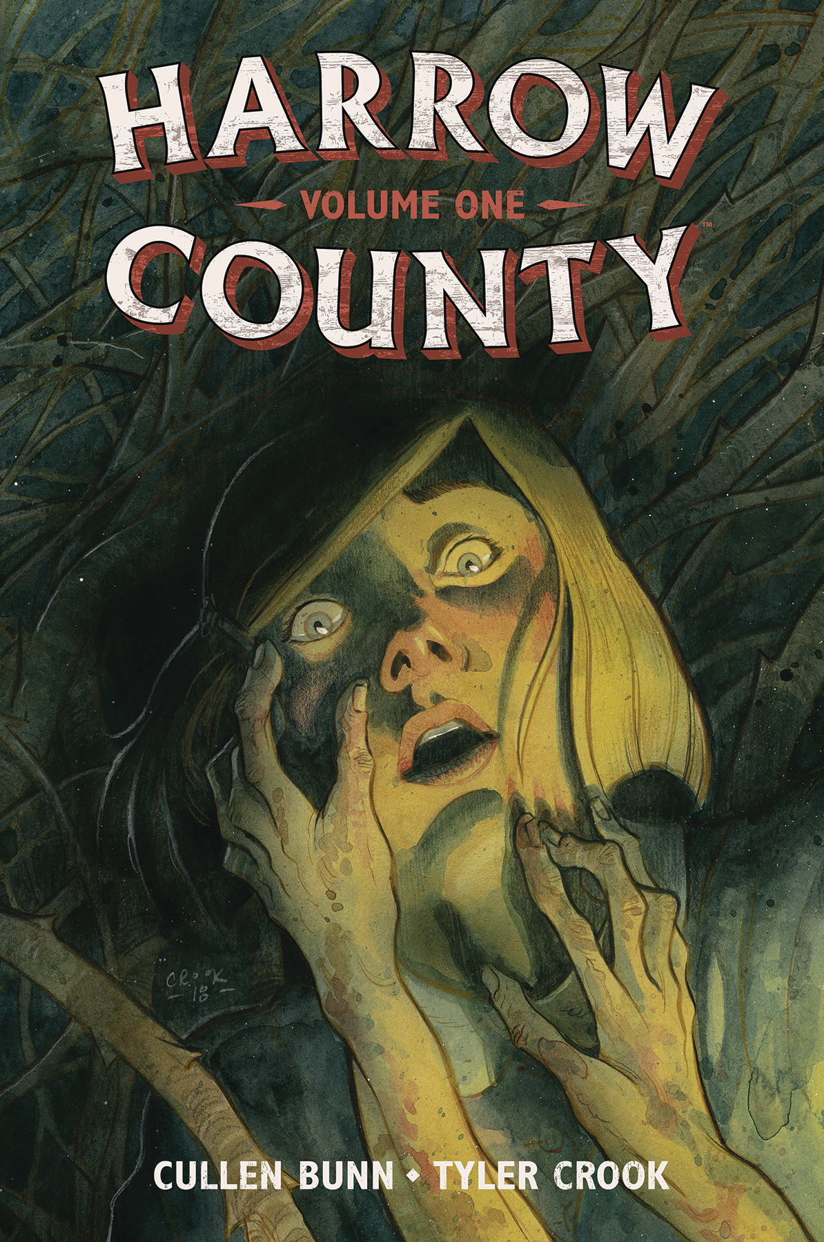 HARROW COUNTY LIBRARY EDITION HC VOL 01 (JUN180372)