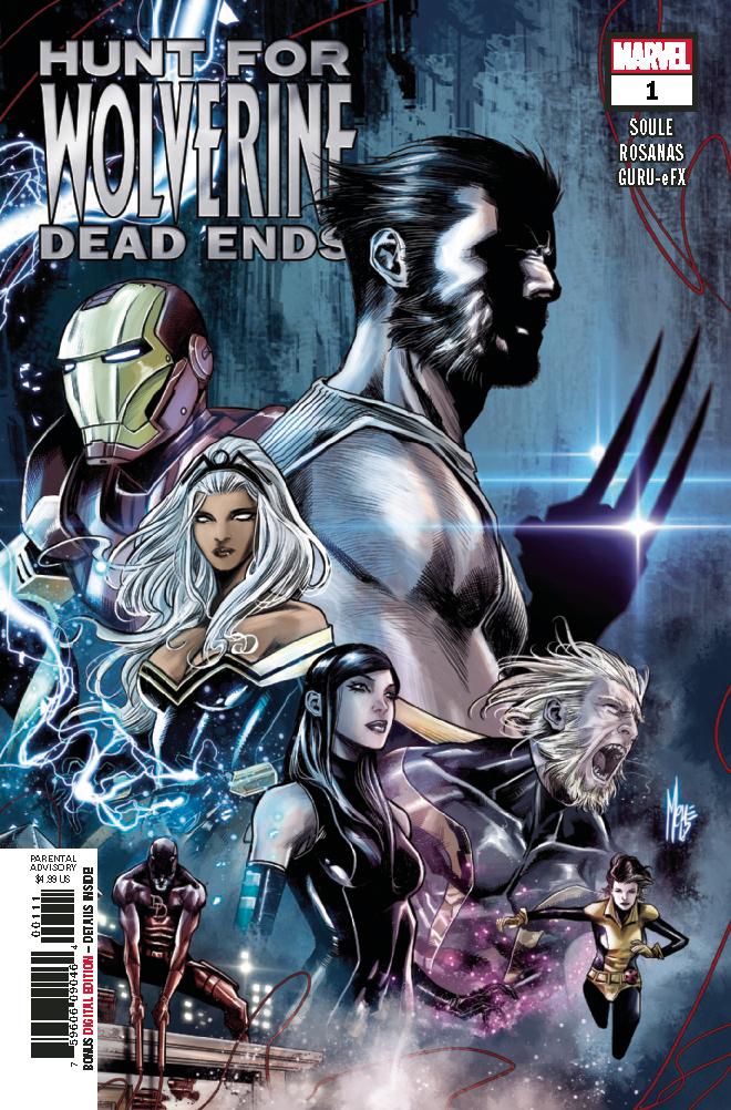HUNT FOR WOLVERINE DEAD ENDS #1