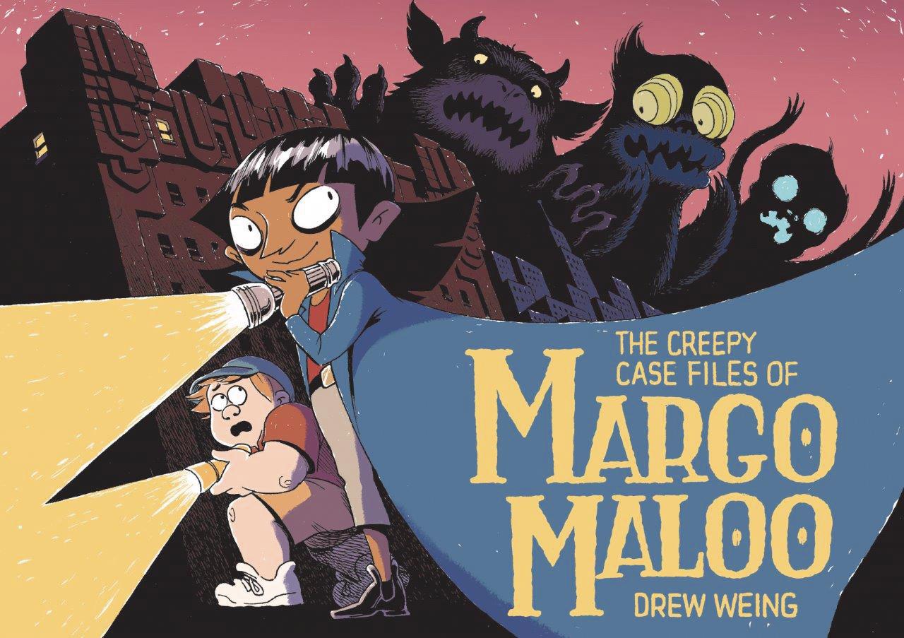 CREEPY CASE FILES MARGO MALOO GN VOL 01