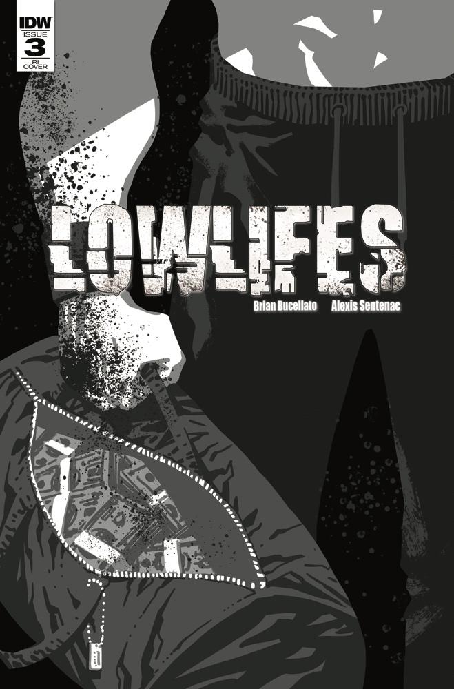 LOWLIFES #3 10 COPY INCV BUCCELLATO
