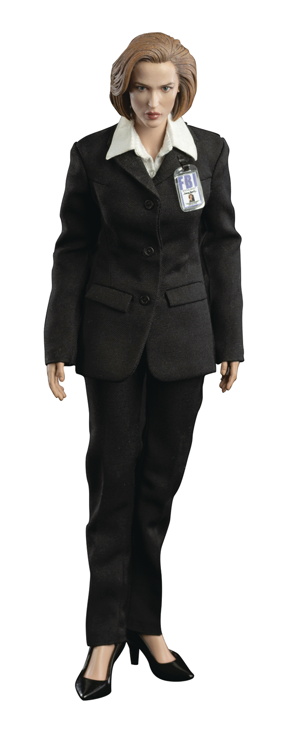 X-FILES AGENT DANA SCULLY 1/6 SCALE FIG
