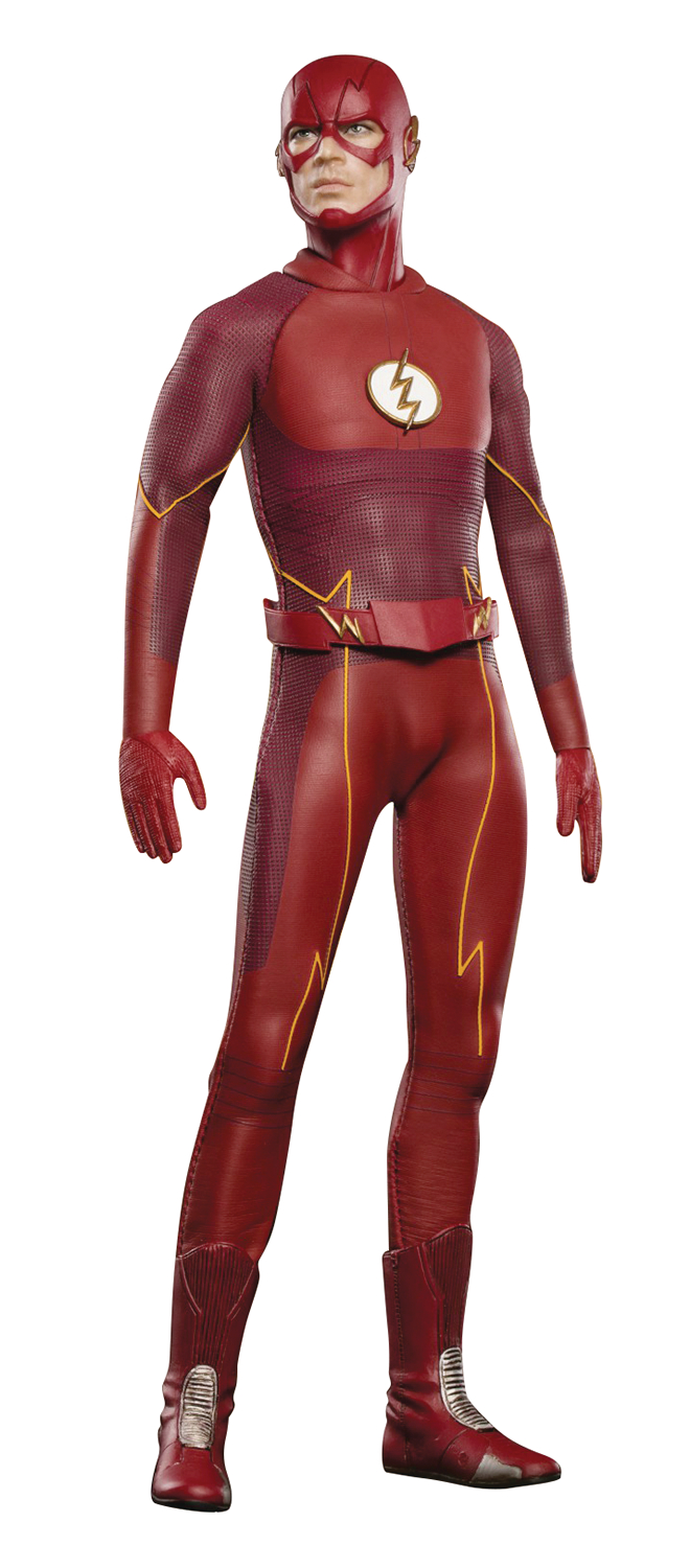DC TV THE FLASH BARRY ALLEN 1/8 AF NORMAL VER