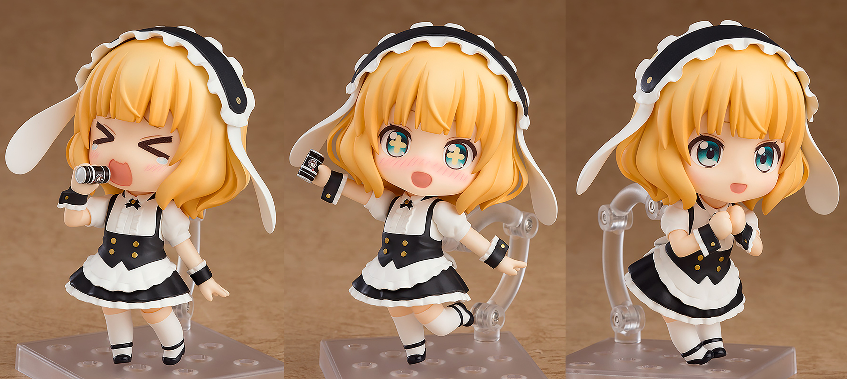 IS THE ORDER A RABBIT SYARO NENDOROID AF