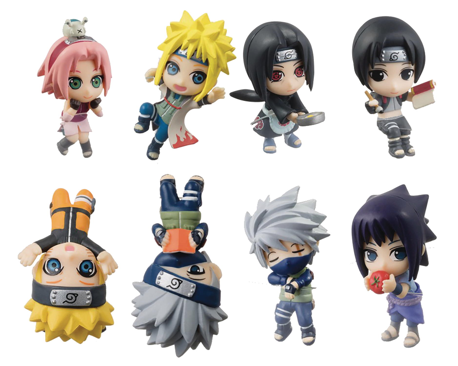 OCHATOMO SERIES NARUTO SHIPPUDEN KONOHA BREAK 8PC BMB DIS (C
