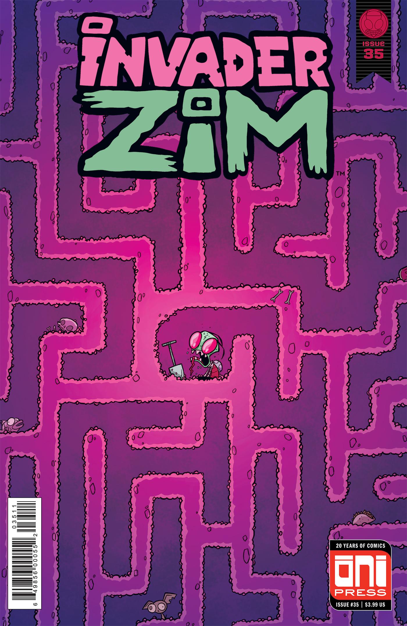 INVADER ZIM #35 CVR A