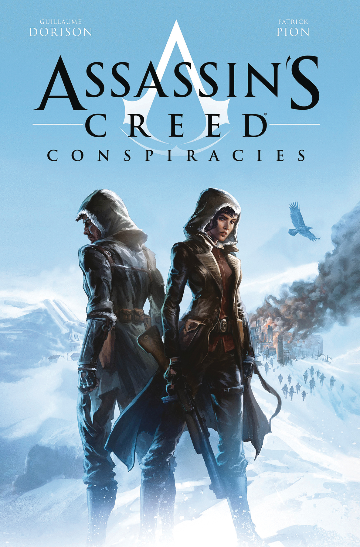 ASSASSINS CREED CONSPIRACIES #2