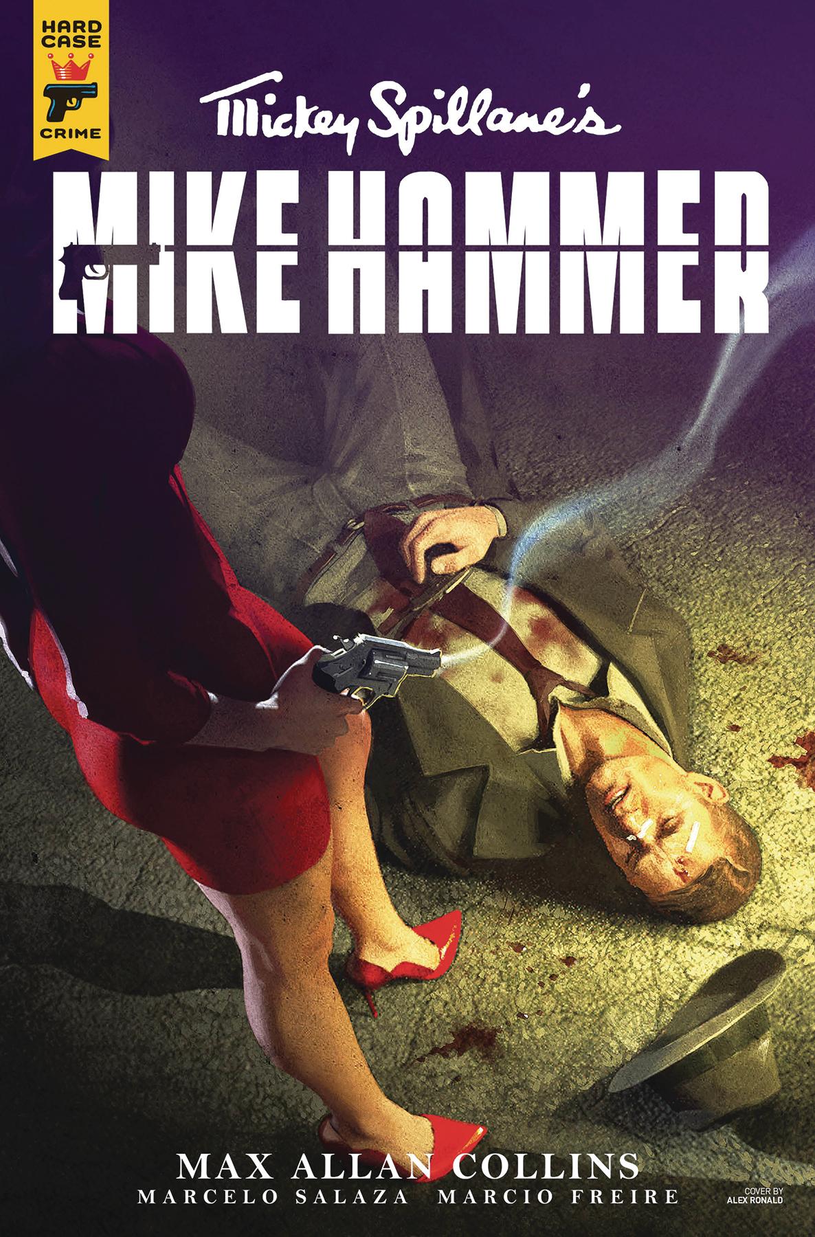 MIKE HAMMER #4 CVR A RONALD