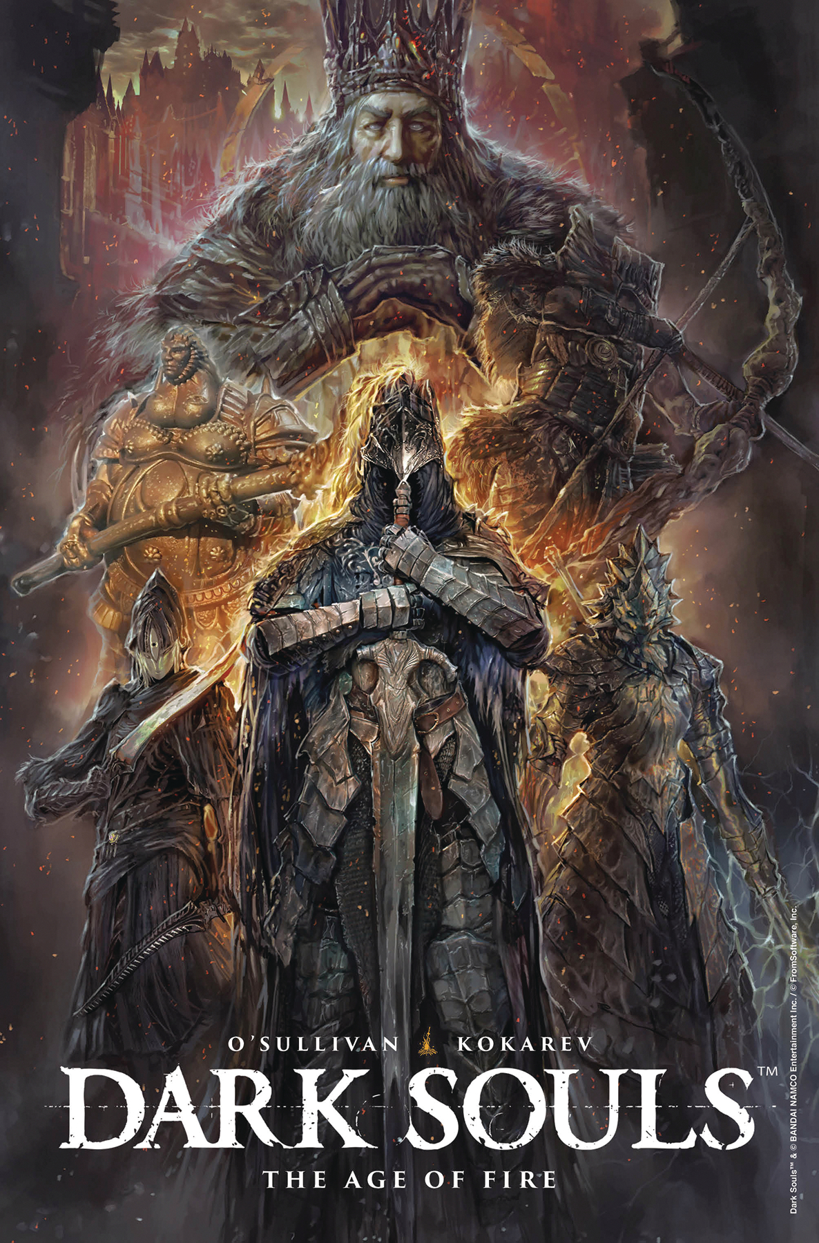 DARK SOULS AGE OF FIRE HC