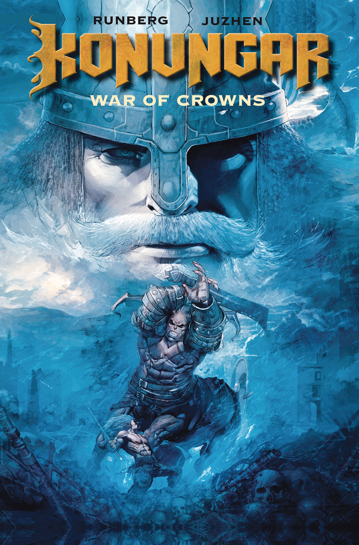 KONUNGAR TP WAR OF THE CROWNS