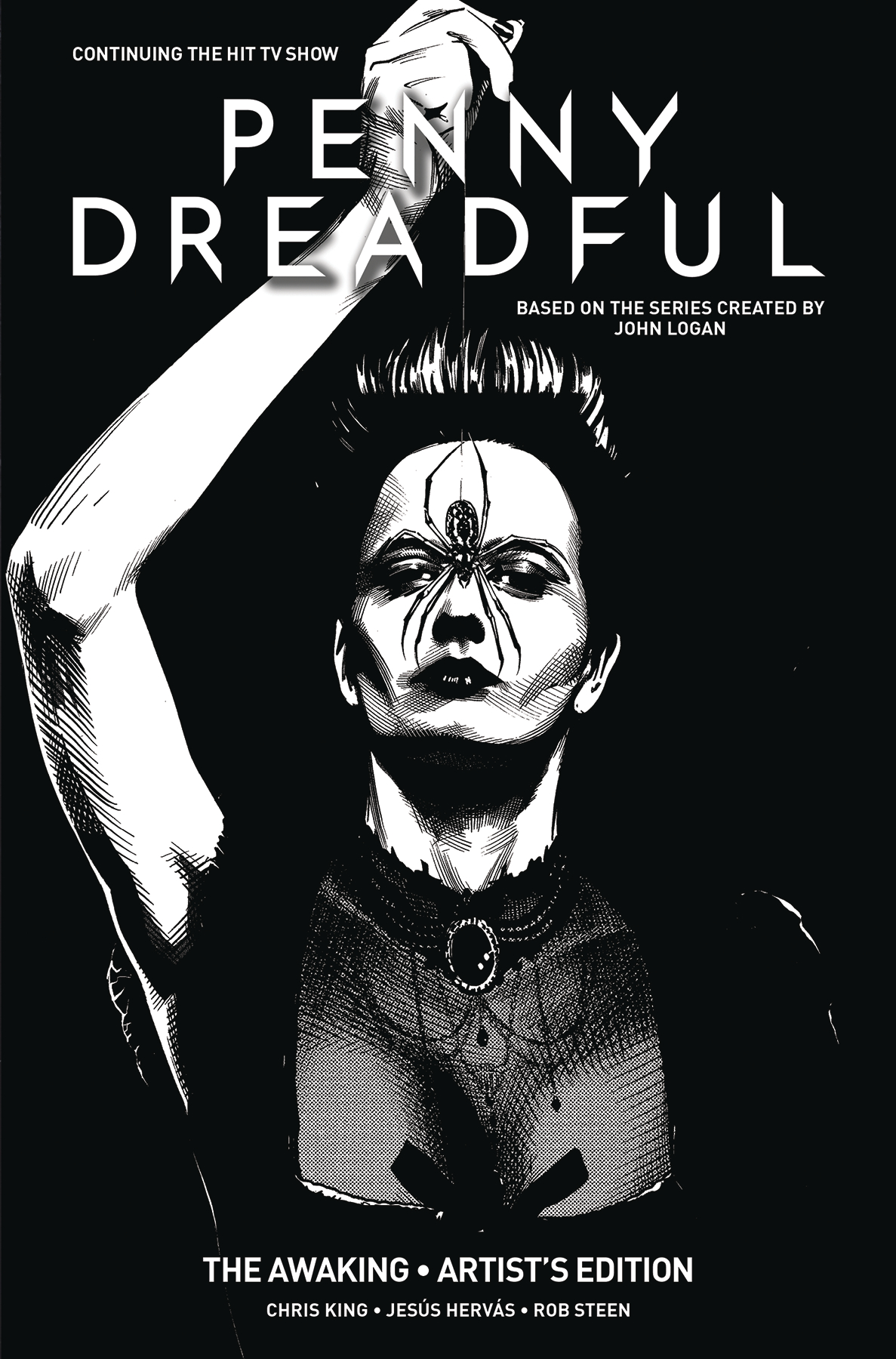 PENNY DREADFUL HC VOL 1 THE AWAKENING ARTIST ED