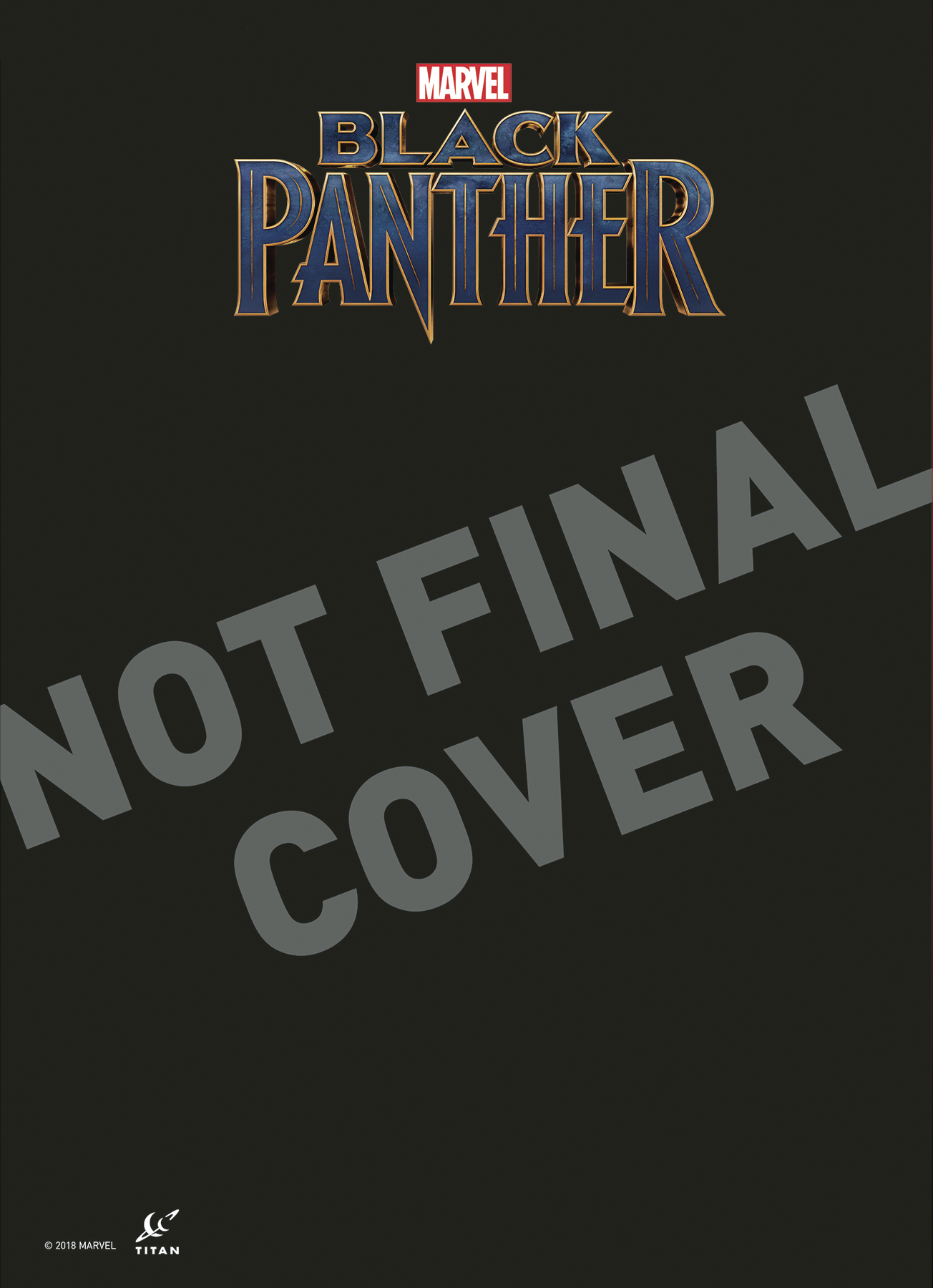 BLACK PANTHER ULT SOUVENIR GUIDE SC