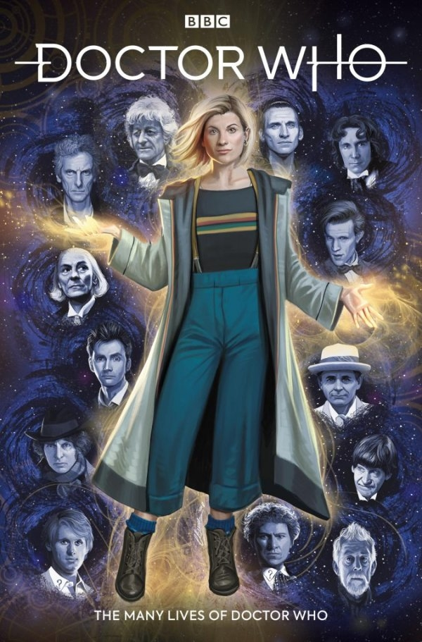 DOCTOR WHO 13TH #0 CVR A IANNICIELLO