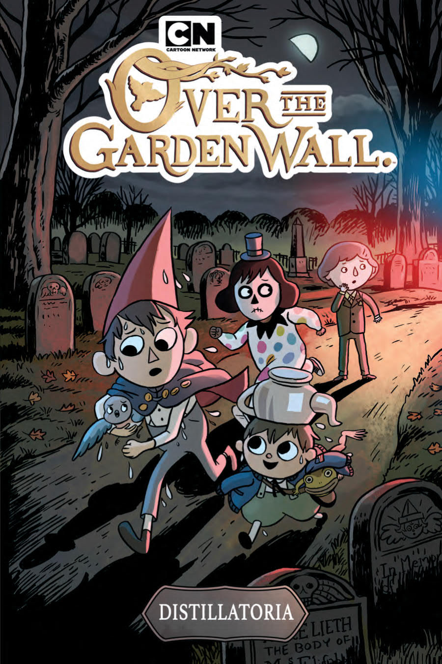 OVER GARDEN WALL ORIGINAL GN VOL 01 DISTILLATORIA