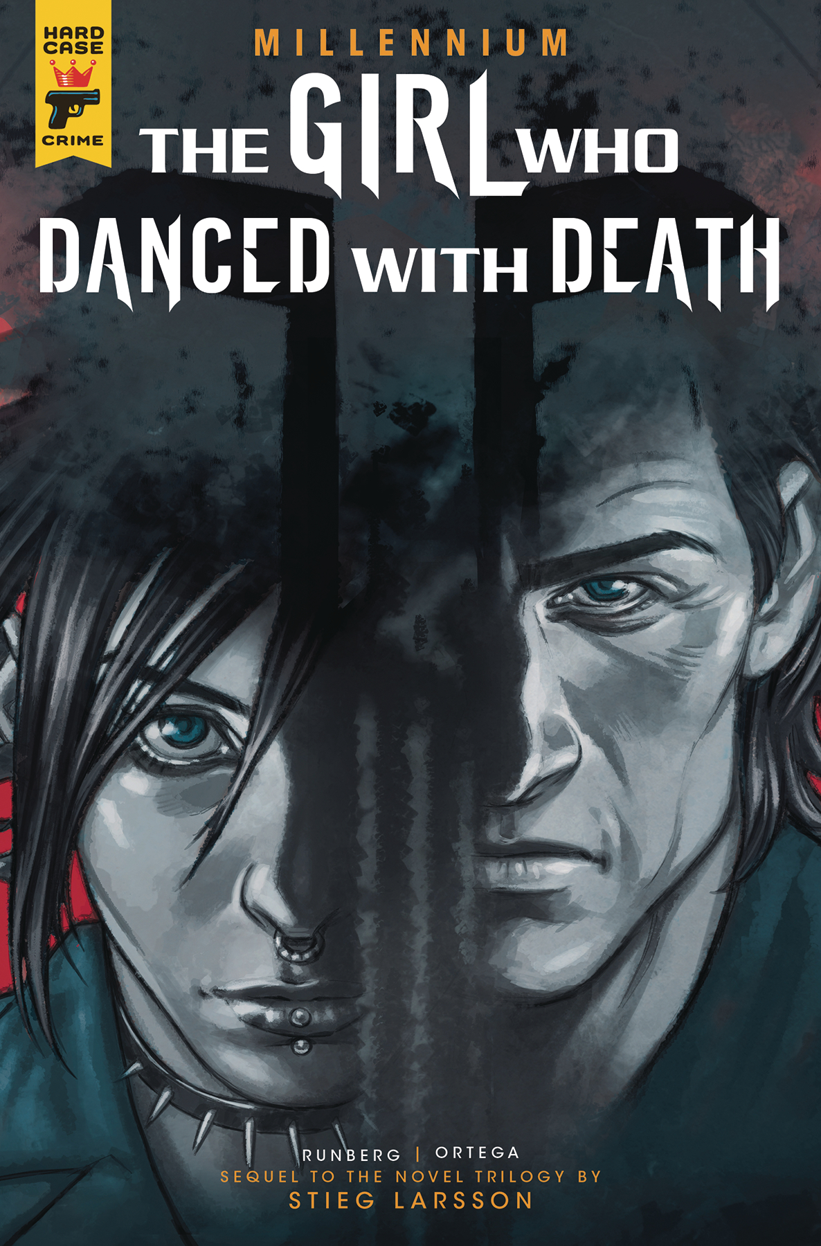 GIRL WHO DANCED WITH DEATH MILL SAGA #2