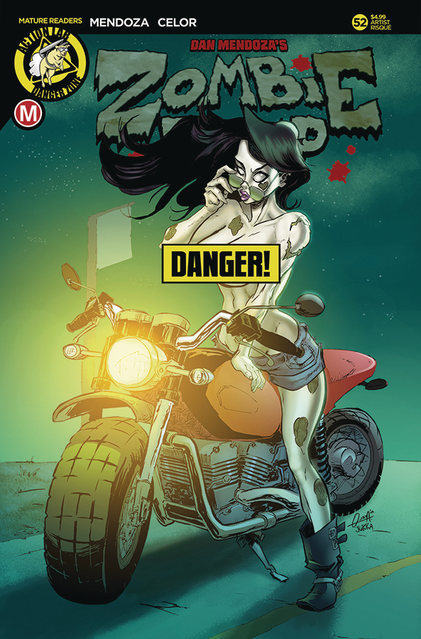 ZOMBIE TRAMP ONGOING #52 CVR D OJEDA RISQUE