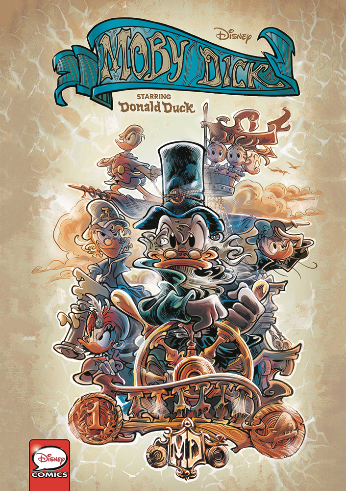 DISNEY CLASSICS MOBY DICK STARRING DONALD DUCK (O/A)