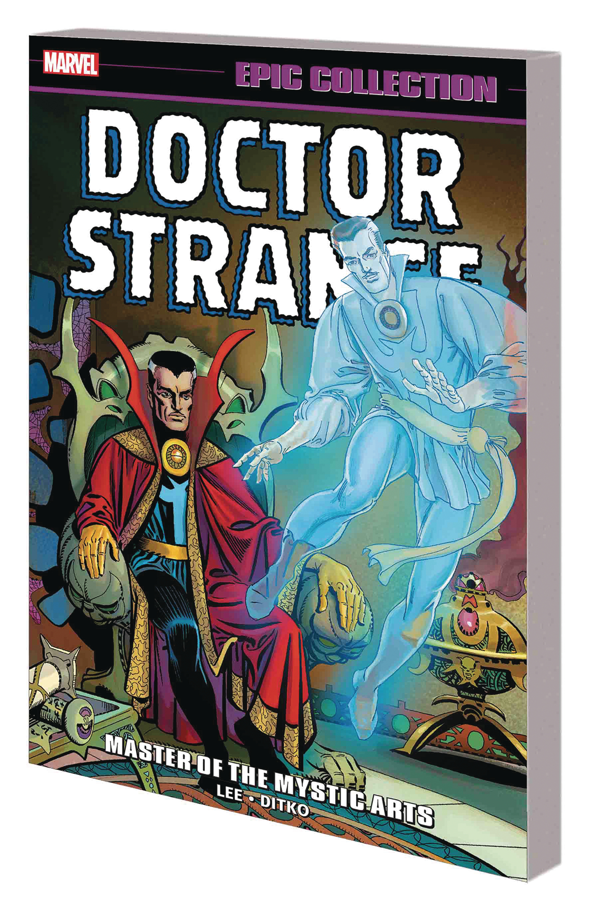 DOCTOR STRANGE EPIC COLLECTION TP MASTER OF THE MYSTIC ARTS