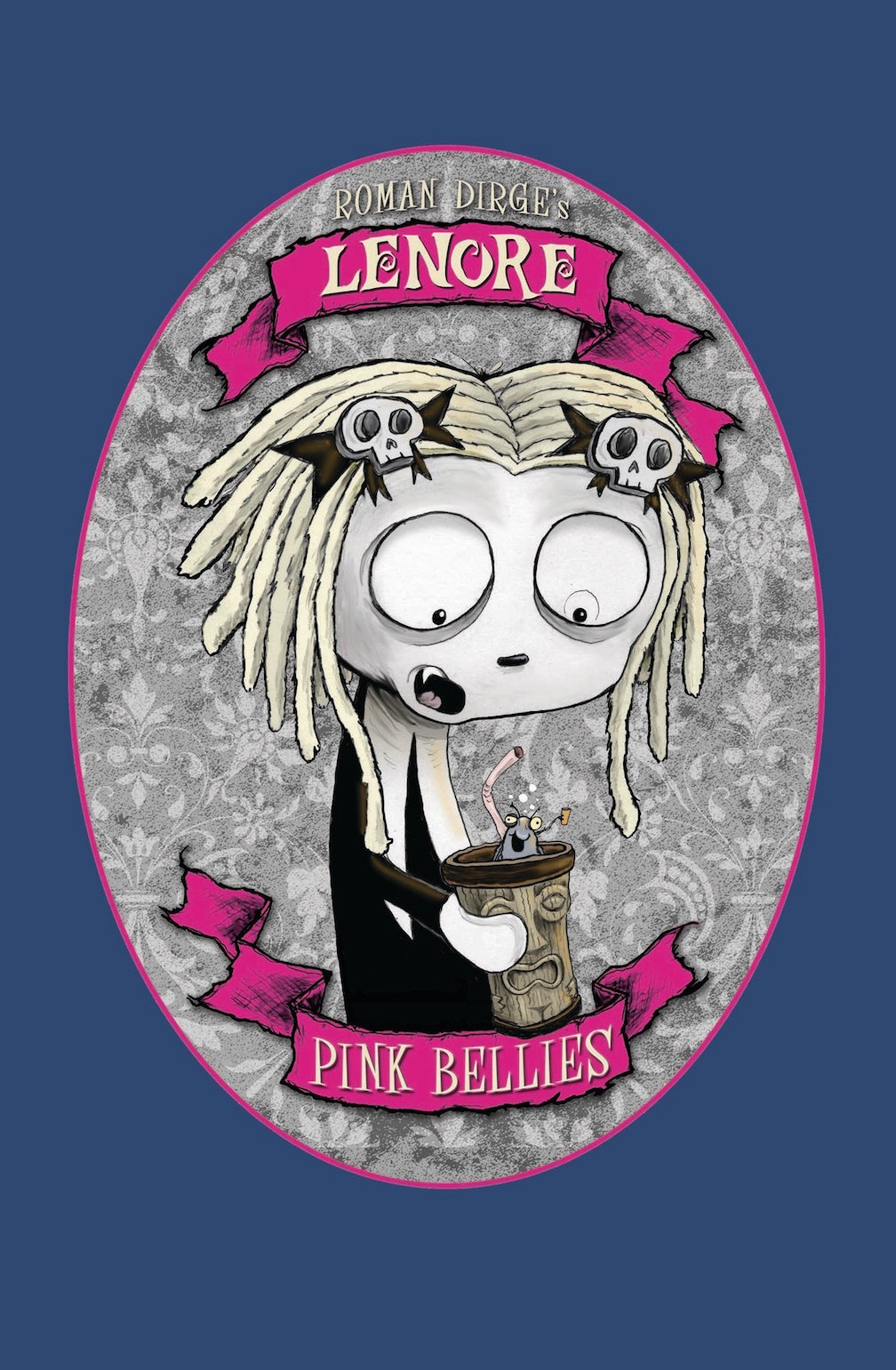 LENORE PINK BELLIES HC (MR)