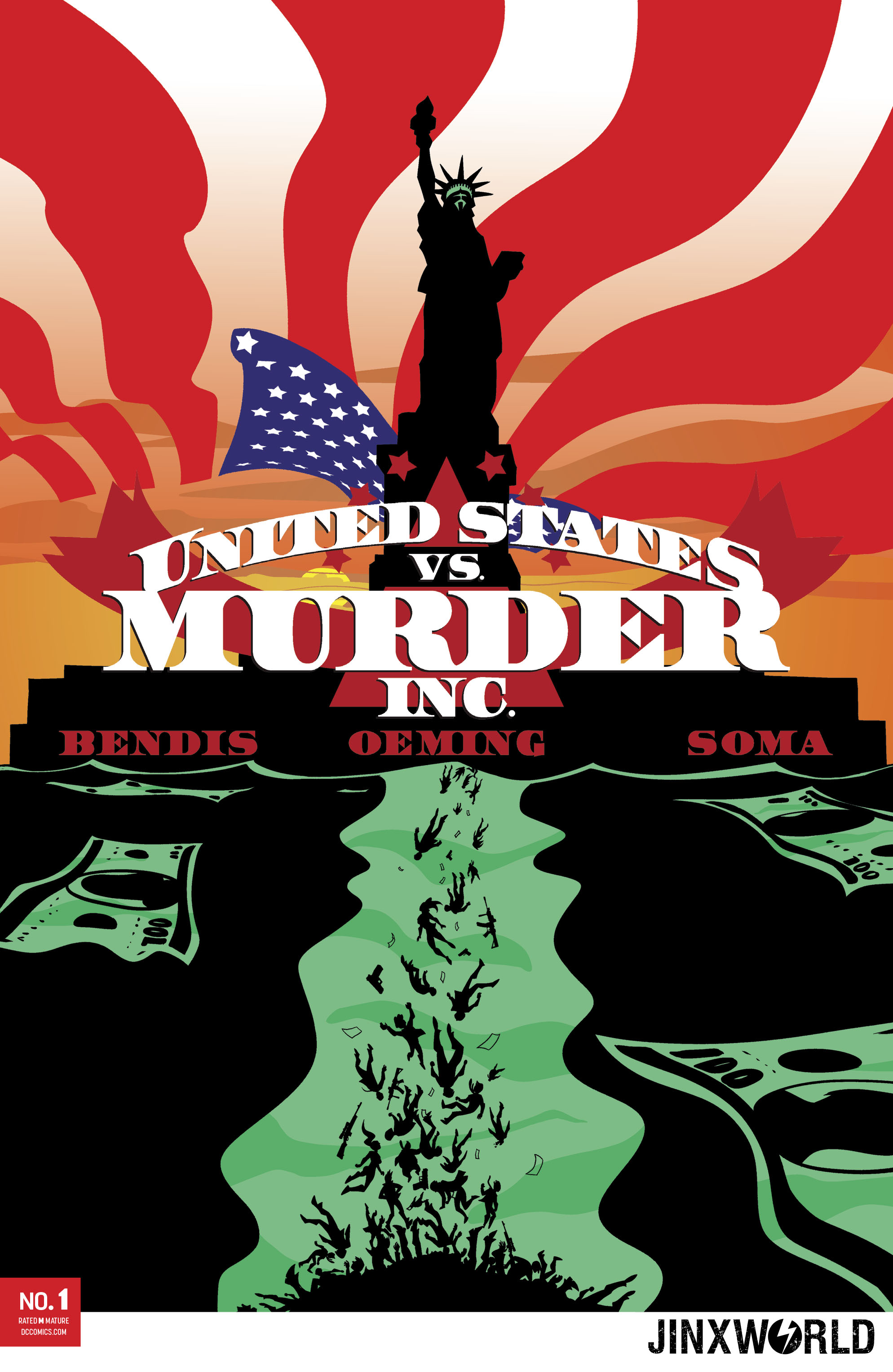 UNITED STATES VS MURDER INC #1 (OF 6) (MR)