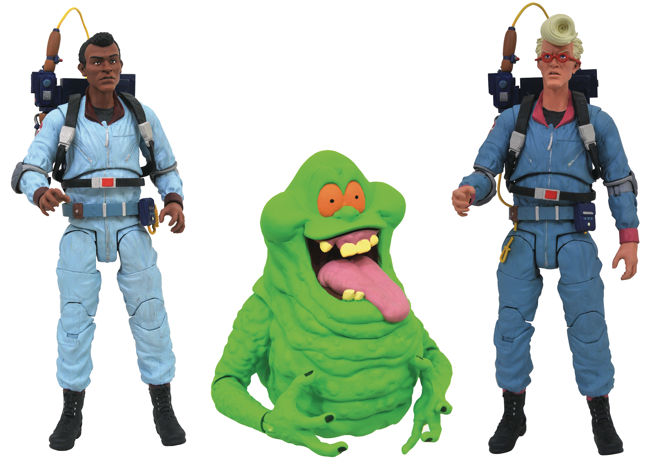 GHOSTBUSTERS SELECT AF SERIES 9 ASST