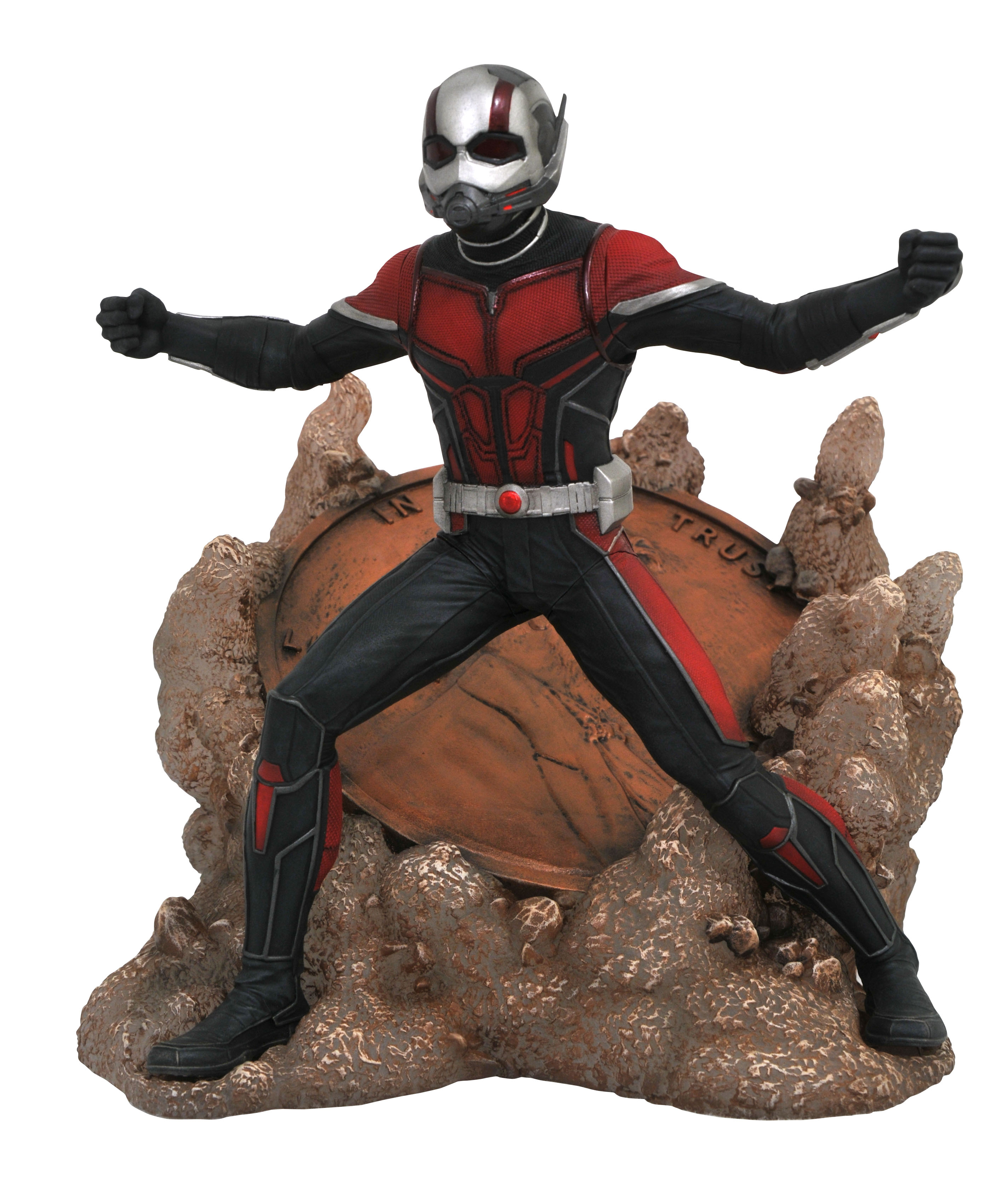 MARVEL GALLERY ANT-MAN & THE WASP MOVIE ANT-MAN PVC FIGURE (