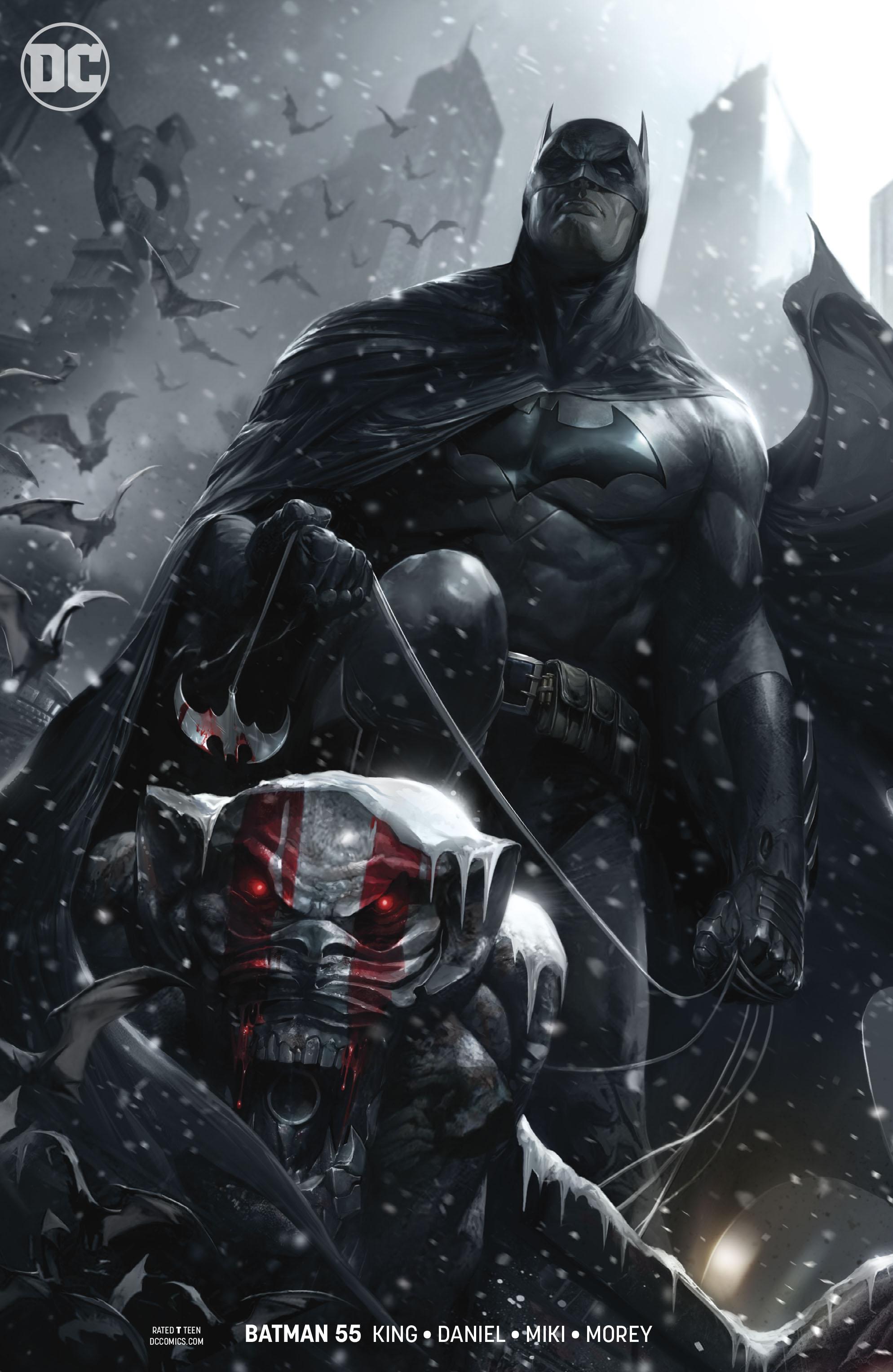 BATMAN #55 VAR ED