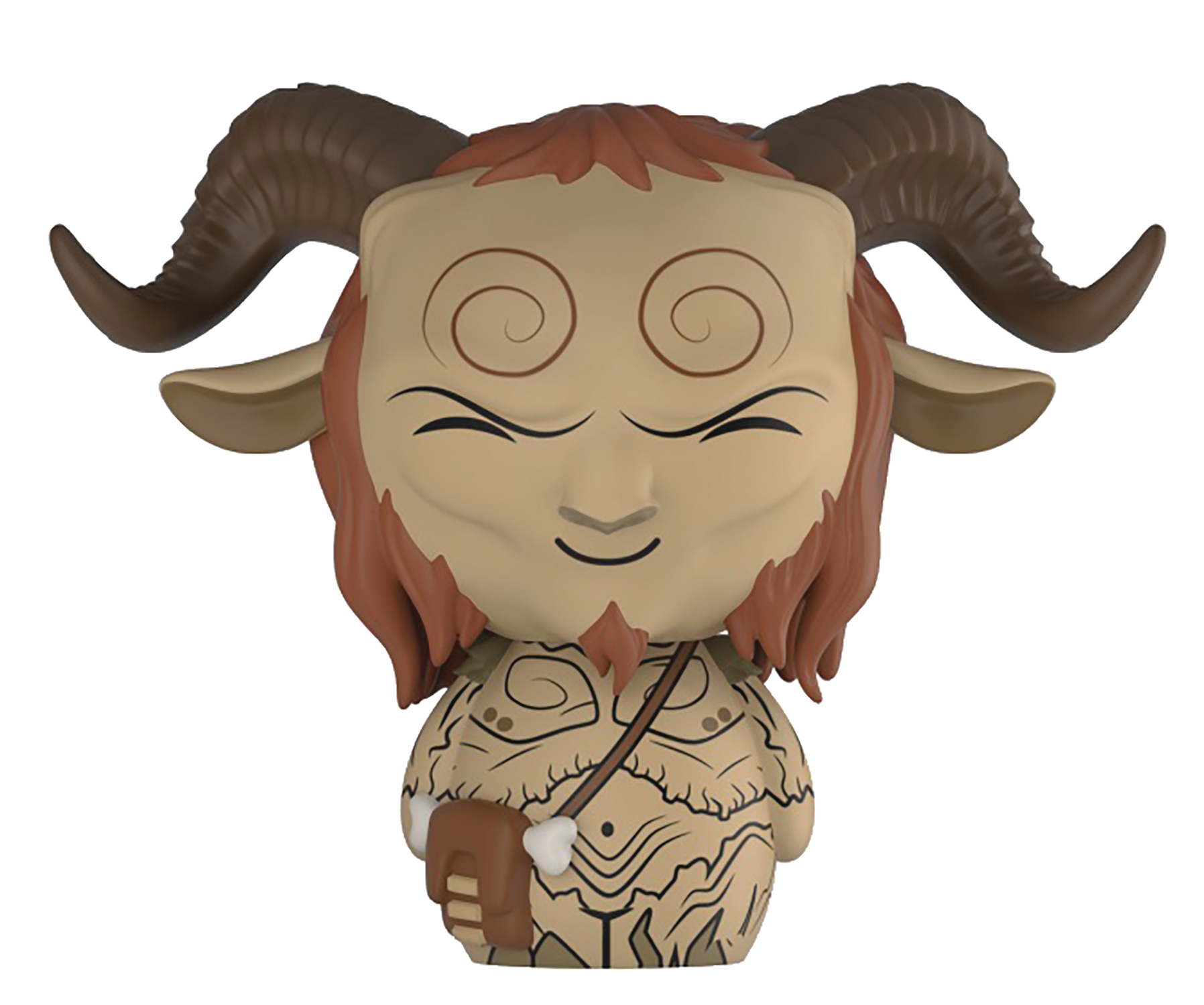 DORBZ PANS LABYRINTH FAUNO VINYL FIG