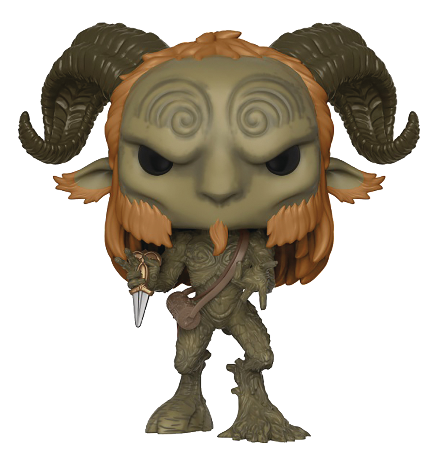 Apr188857 Pop Horror Pans Labyrinth Fauno Vinyl Figure