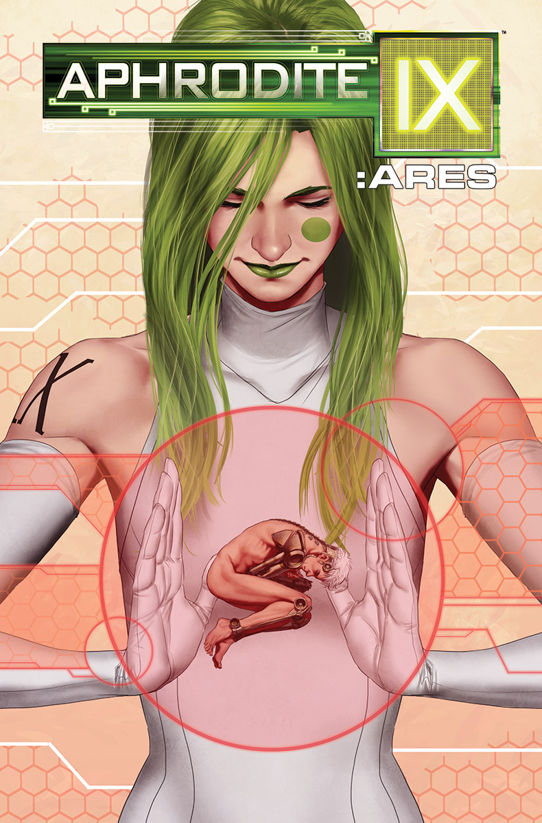 APHRODITE IX ARES (ONE-SHOT)
