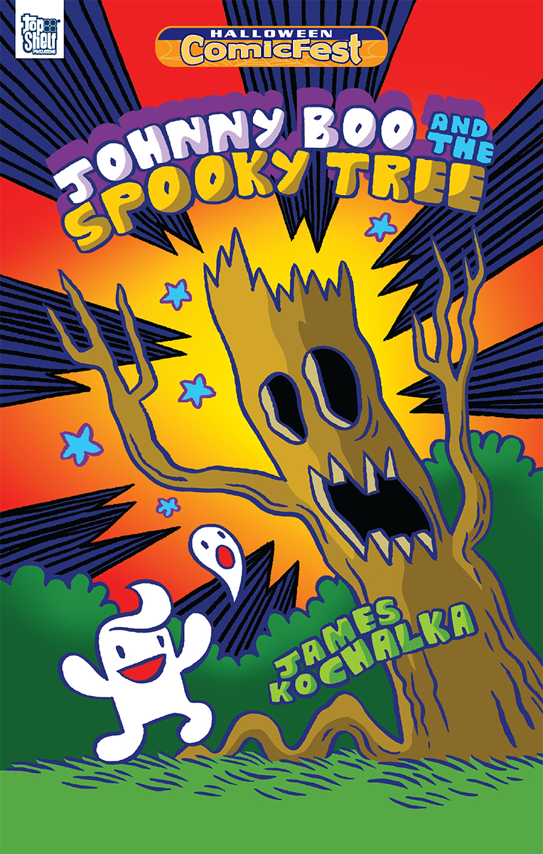 Hcf 2018 Johnny Boo The Spooky Tree Mini Event Bundle