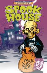 HCF 2018 SPOOKHOUSE SAMPLER MINI COMIC POLYPACK BUNDLE