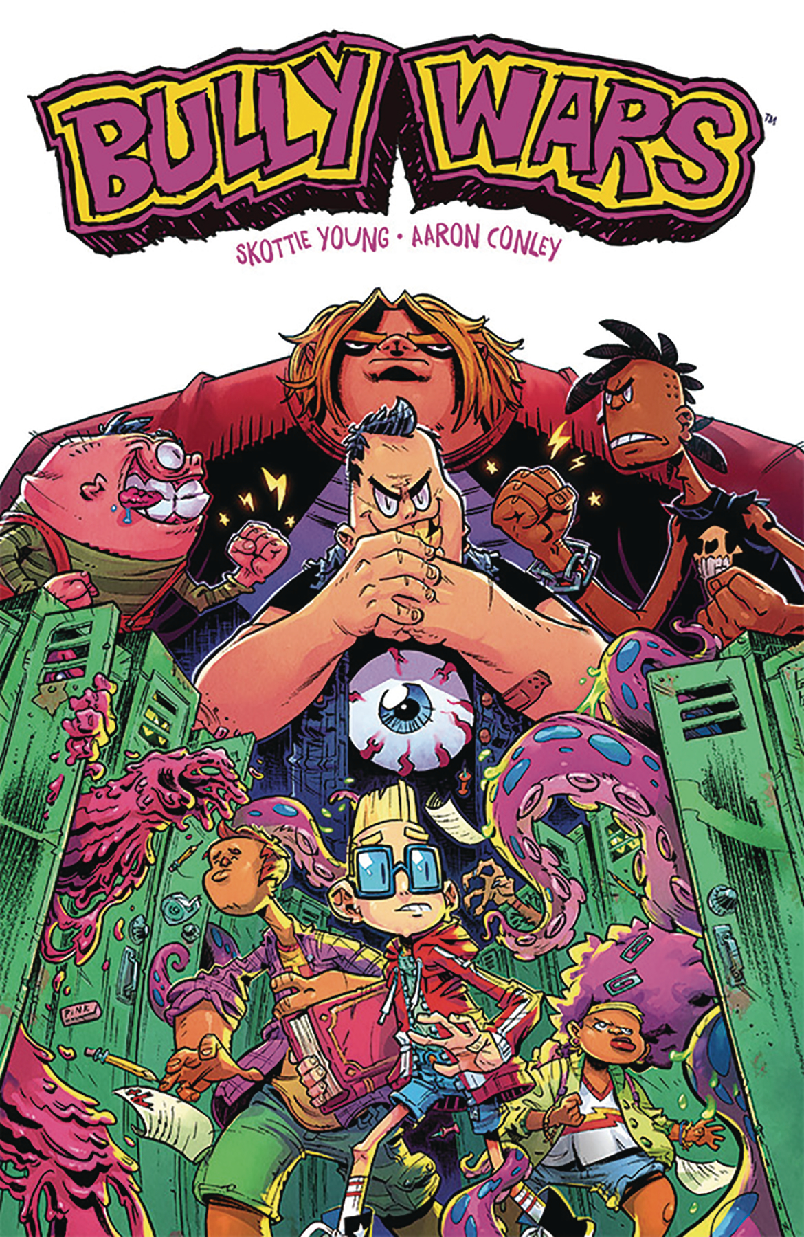 BULLY WARS TP VOL 01 (DEC180061)
