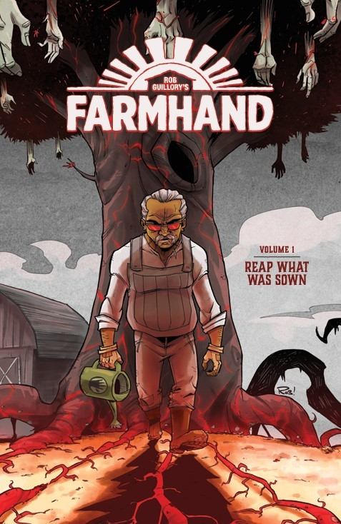 FARMHAND TP VOL 01 (OCT180065) (MR)