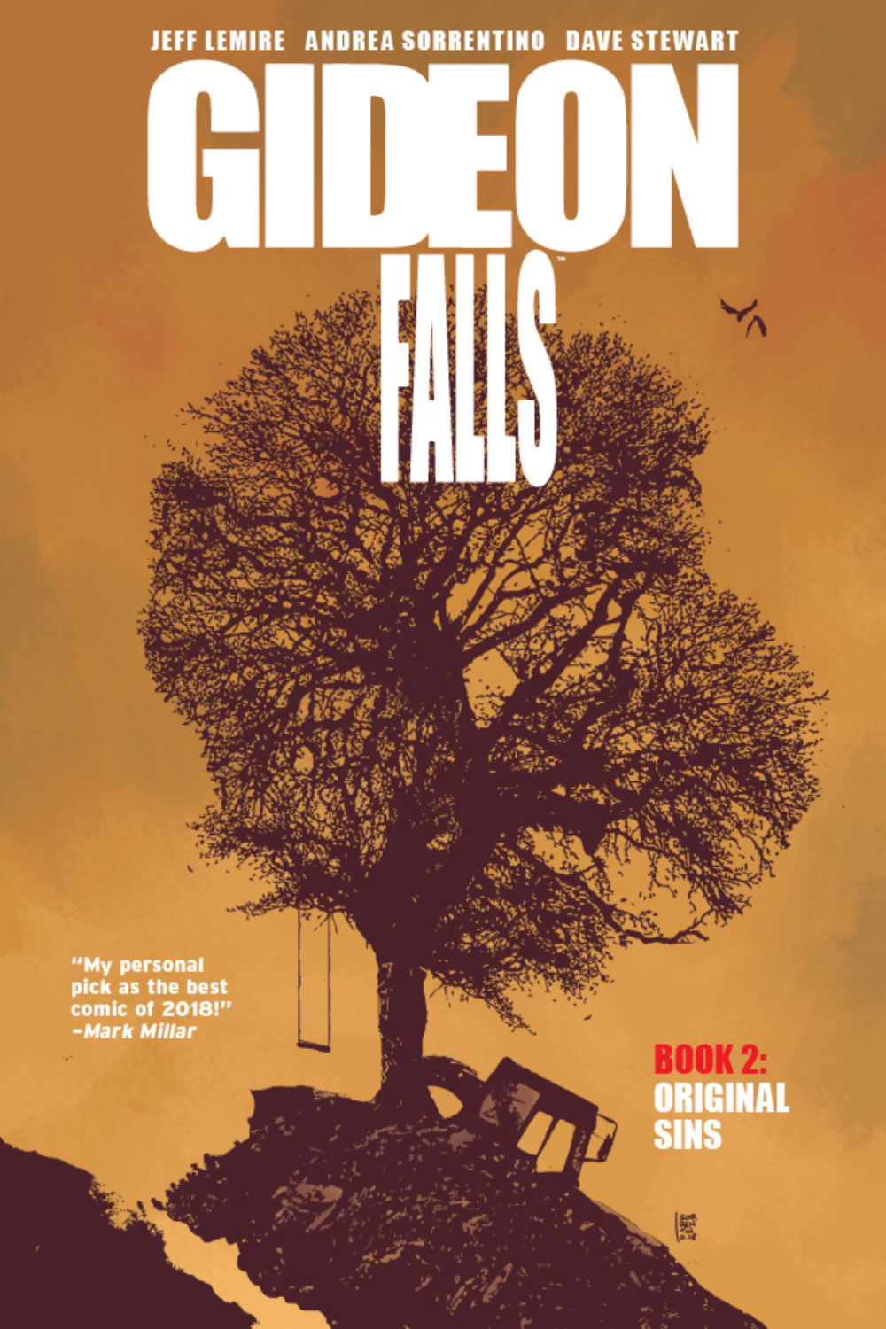 GIDEON FALLS TP VOL 02 ORIGINAL SINS (FEB190077) (MR)