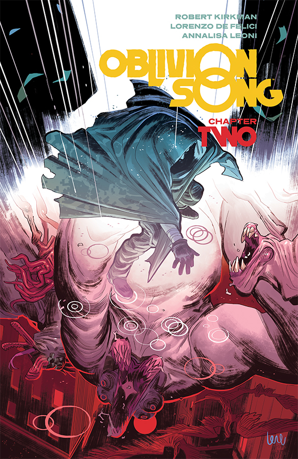 OBLIVION SONG BY KIRKMAN & DE FELICI TP VOL 02 (JAN190168)