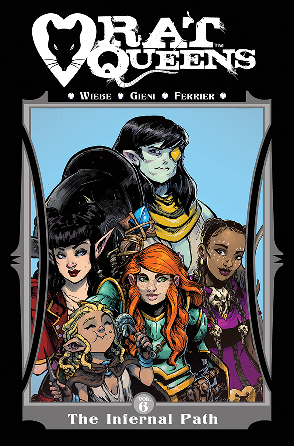 RAT QUEENS TP VOL 06 INFERNAL PATH (MR)