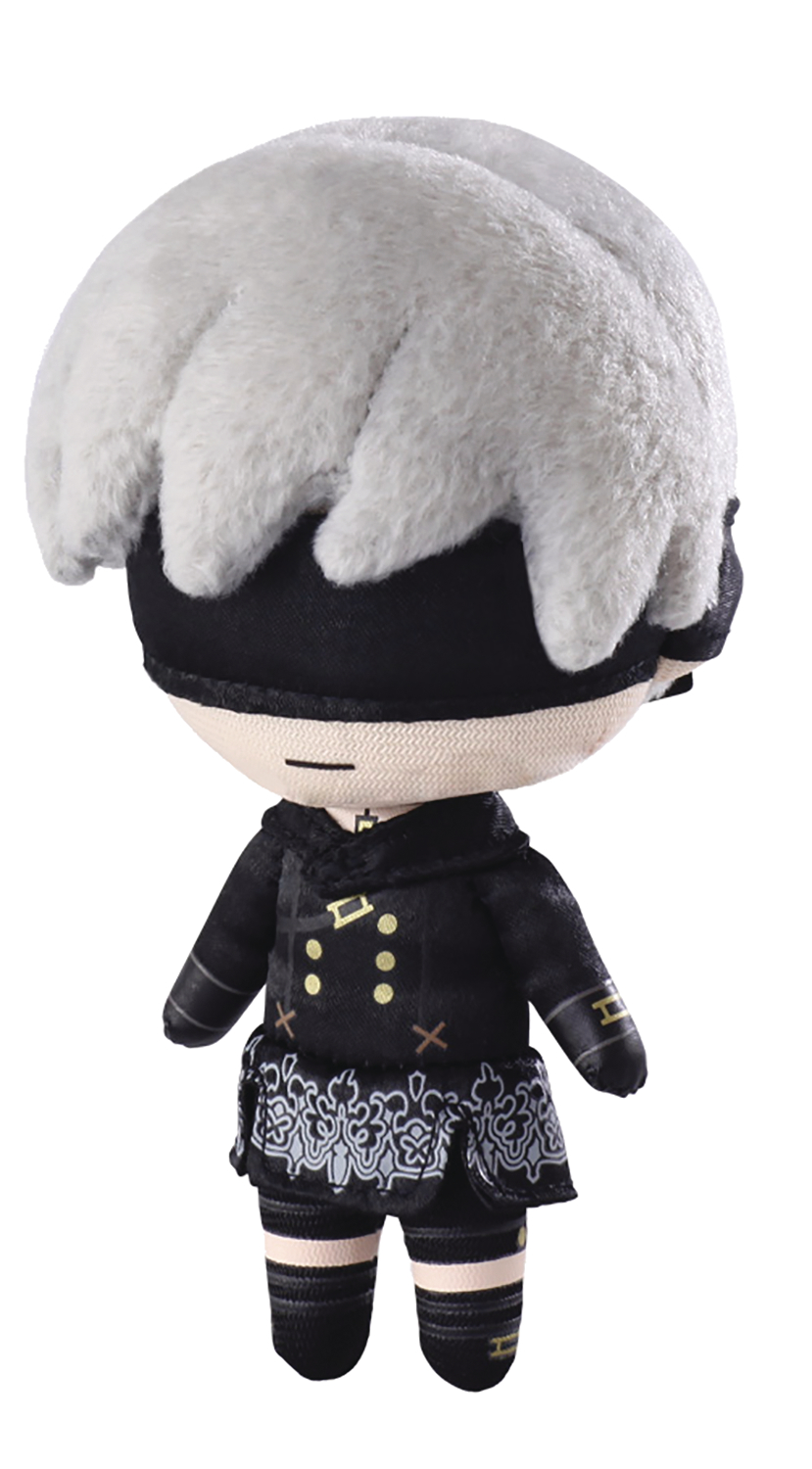 NIER AUTOMATA 9S MINI PLUSH
