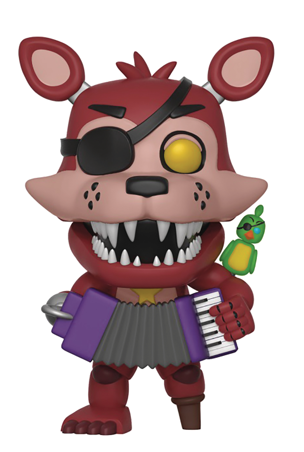 May188058 Pop Games Fnaf 6 Pizza Sim Rockstar Foxy Vin