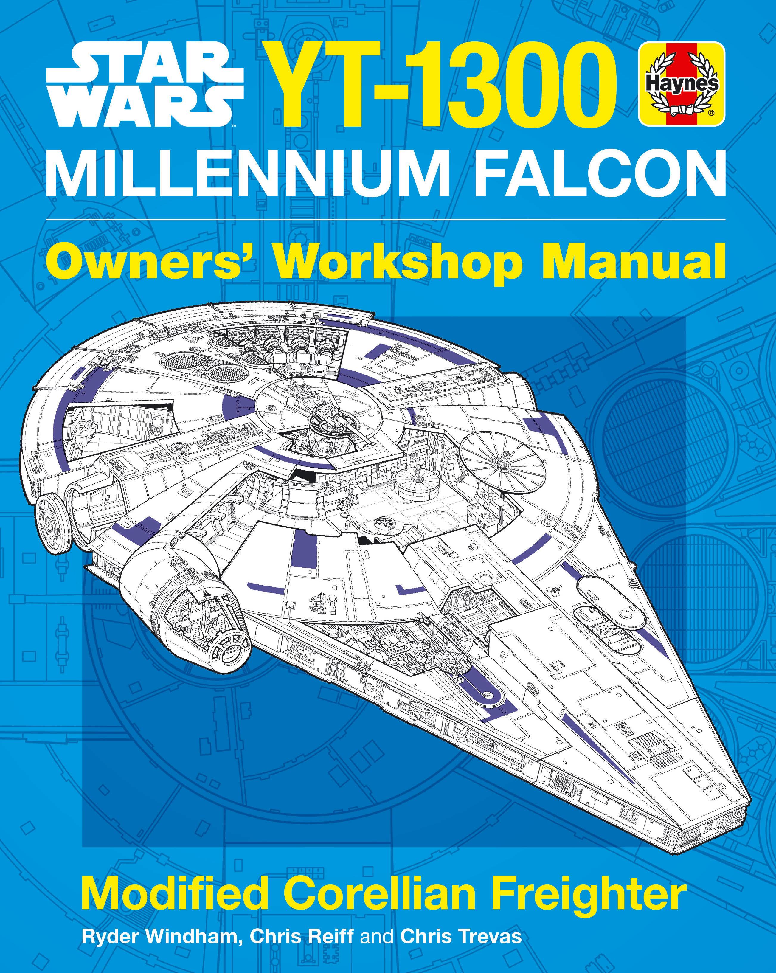 STAR WARS MILLENNIUM FALCON OWNERS MANUAL HC