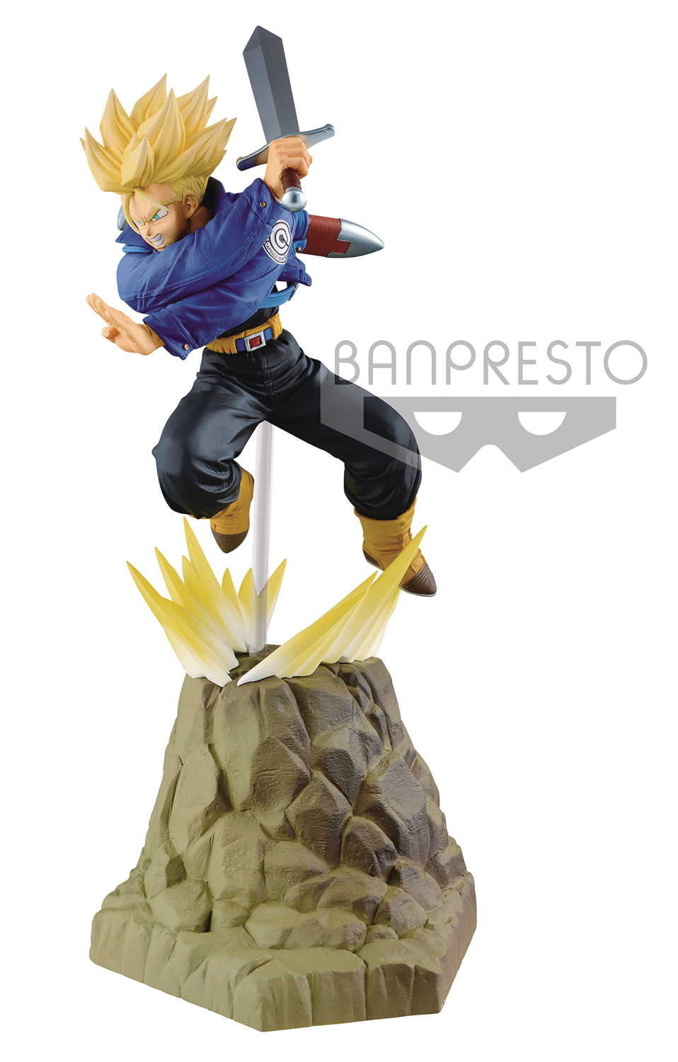 DBZ ABSOLUTE PERFECTION TRUNKS FIG