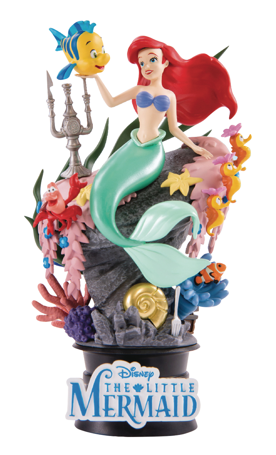 LITTLE MERMAID DS-012 D-STAGE SER PX 6IN STATUE