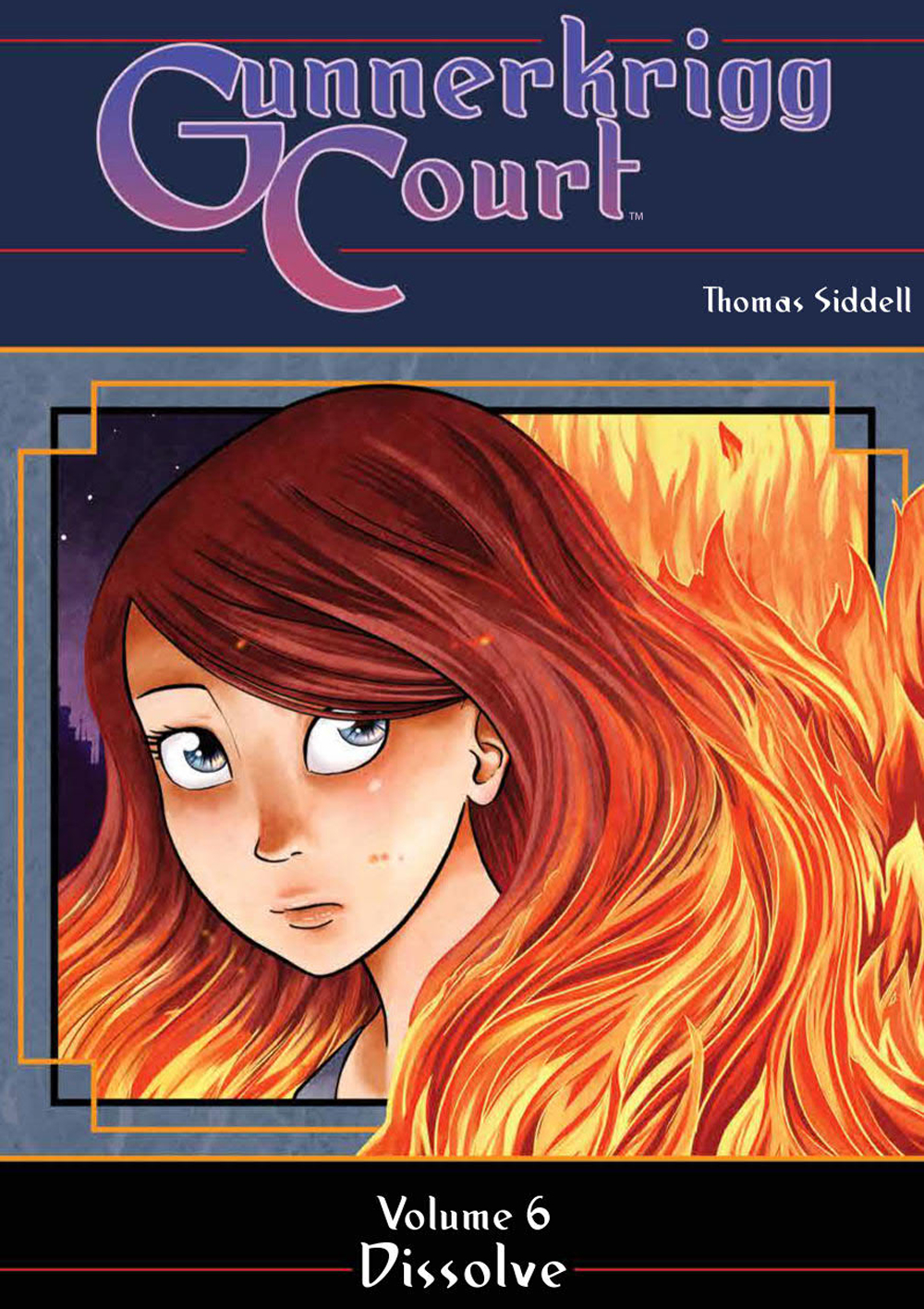 GUNNERKRIGG COURT TP VOL 05